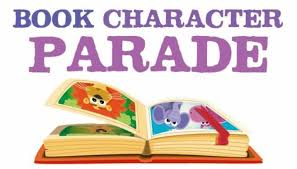Book Character Parade and Read-a-thon